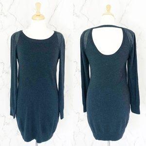Lole Imagine 2 Open Back Sweater Dress